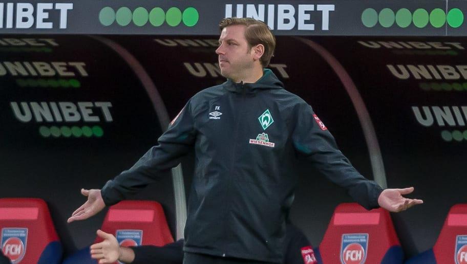 Florian Kohfeldt bleibt Werder Bremen weiterhin treu