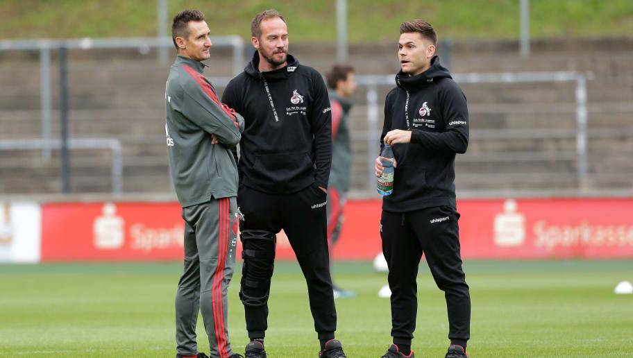 Miroslav Klose, Martin Heck, Lukas Kraus