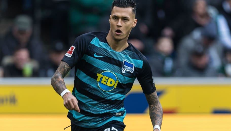 1. Bundesliga'Borussia Monchengladbach v Hertha BSC Berlin'