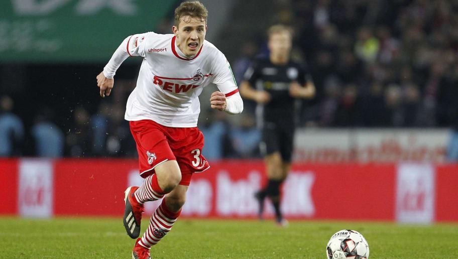 1. FC Koeln v 1. FC Magdeburg - Second Bundesliga
