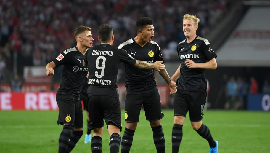 Union Berlin Vs Borussia Dortmund Preview Where To Watch