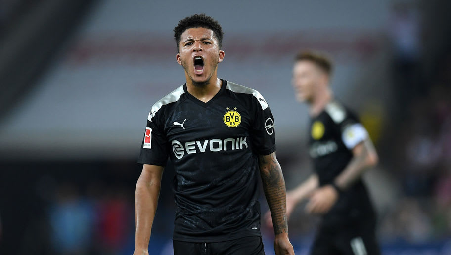 Exclusive: Man Utd Confident Over 2020 Signing of Jadon Sancho - Borussia Dortmund Want £150m