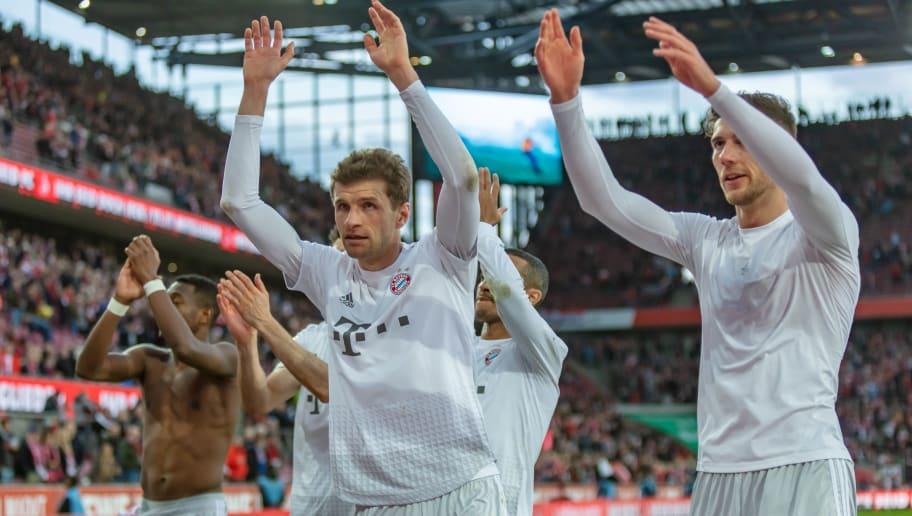 Bundesliga Ergebnisse Köln