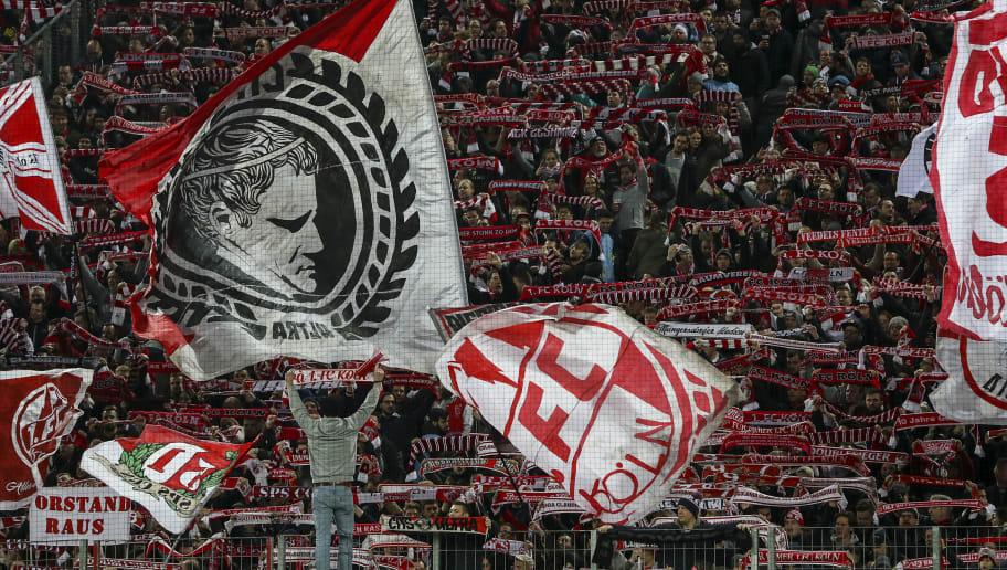 1. FC Koeln v FC St. Pauli - Second Bundesliga