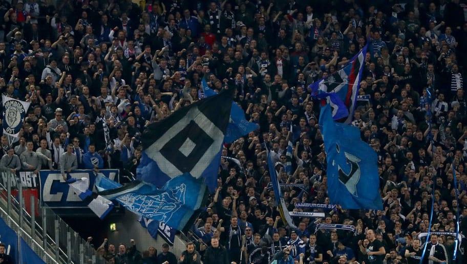 1. FC Koeln v Hamburger SV - Second Bundesliga