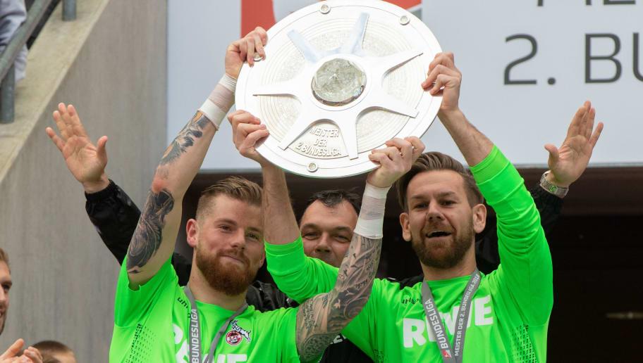 1. FC Koeln v SSV Jahn Regensburg - Second Bundesliga