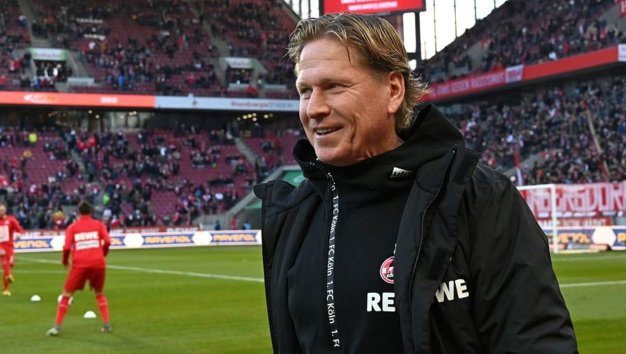 1. FC Köln: Dank Gisdols Mut zu neuer Stärke