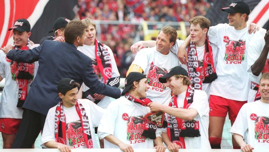 1. FC NUERNBERG - FSV MAINZ 05 1:0