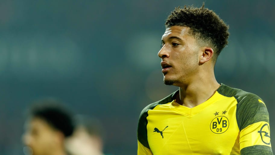 Manchester City Accused of Illegal Payment in Signing of 14-Year-Old Jadon Sancho
