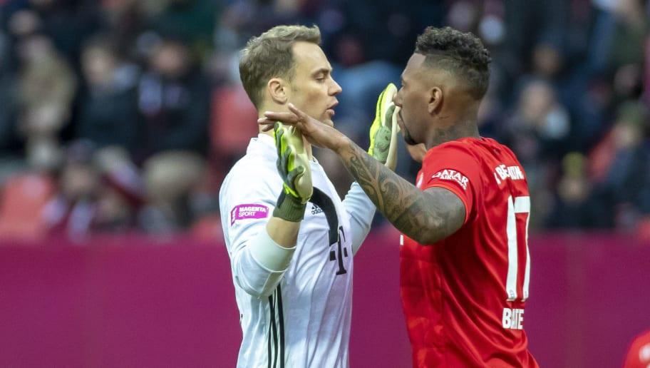 Manuel Neuer,Jerome Boateng