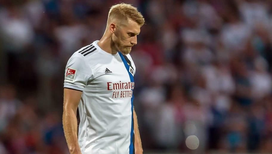 Aaron Hunt beim HSV im Abseits: Kein Platz mehr für den Kapitän?