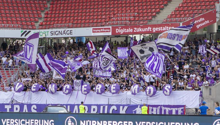 Fans VfL Osnabrueck