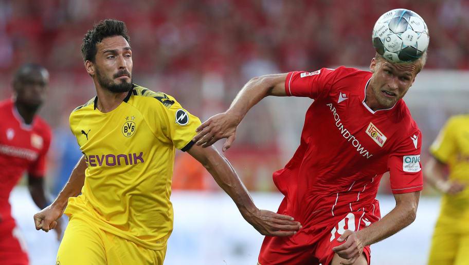 """Résultat de recherche d'images pour """"Union Berlin 3:1 Borussia Dortmund"""""""