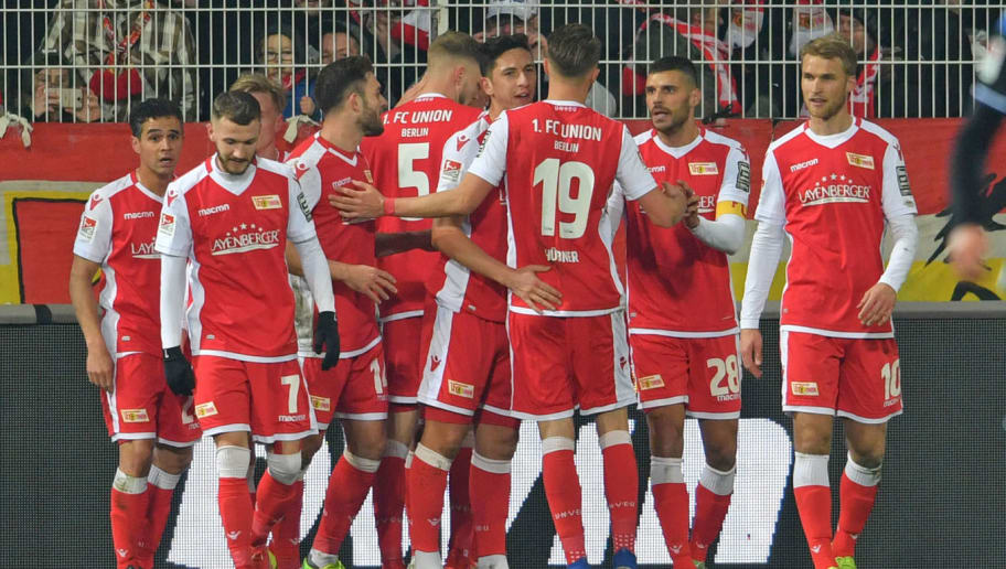 1. FC Union Berlin v DSC Arminia Bielefeld - Second Bundesliga
