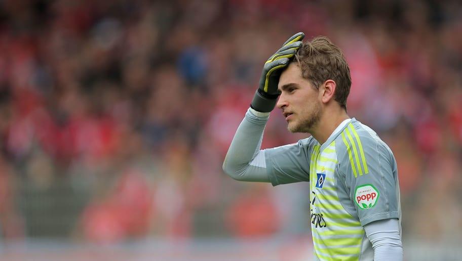 Nach Pollersbeck-Verletzung: Wer wird die neue Nummer drei beim HSV?