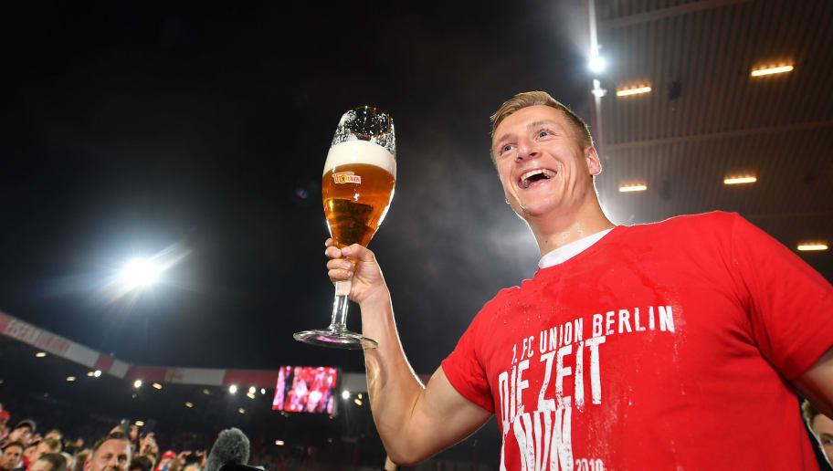 Felix Kroos verlängert bei Union
