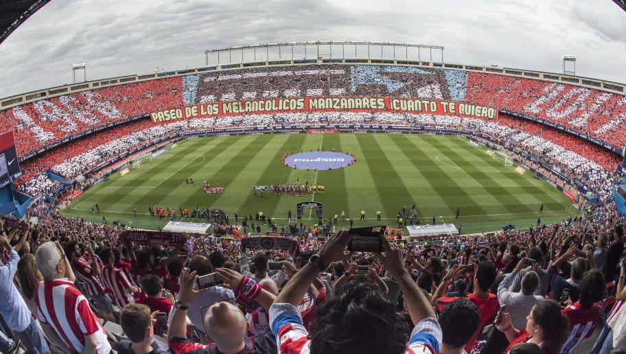 2016-17 La Liga - Atletico de Madrid vs Athletic de Bilbao
