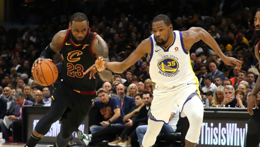 5b14a19a5 NBA Insider Sees Possibility of LeBron James and Kevin Durant ...