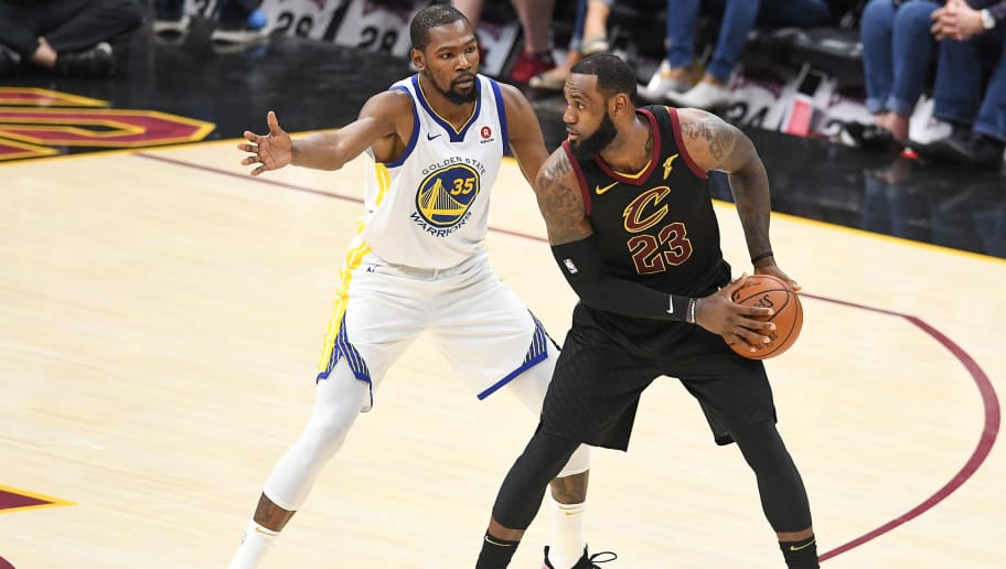 58333ee78a0 The Case for LeBron Playing the Warriors in  Space Jam 2