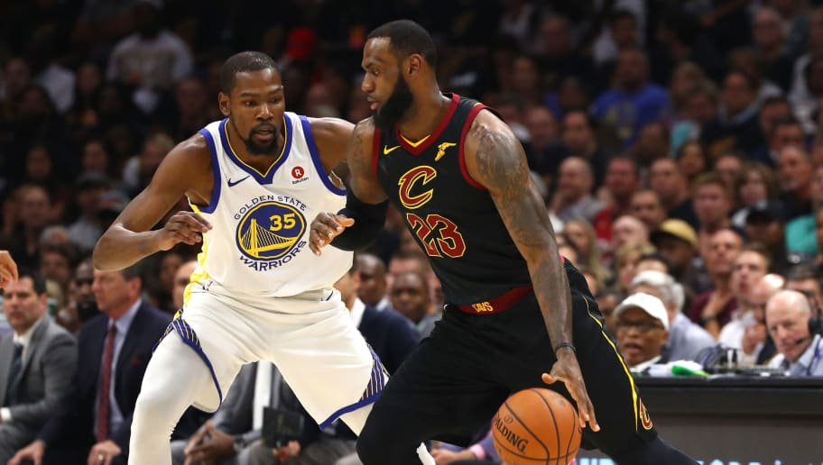 694232e4f59 NBA Reporter Says Kevin Durant is Going to Join LeBron on Lakers Next Summer