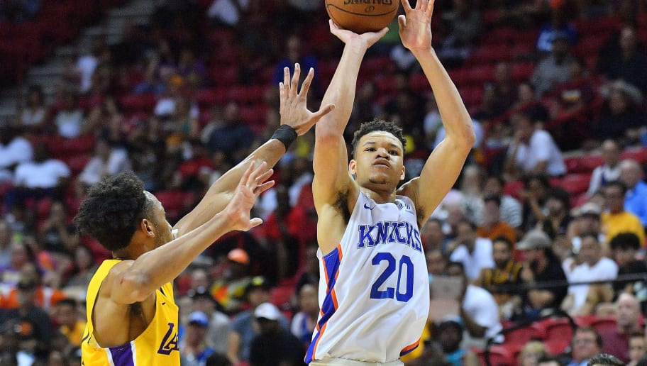 8dfa600643f Kevin Knox is Actually Good Despite Fake Summer League Hype