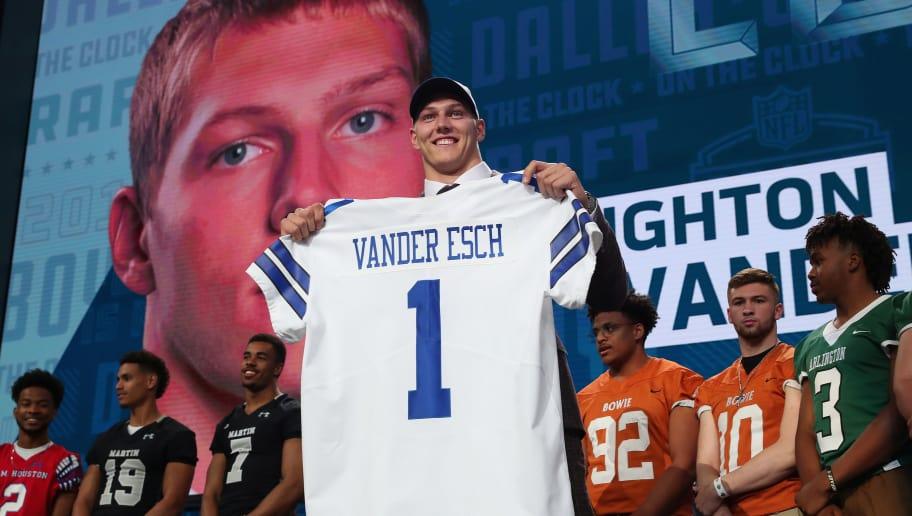REPORT  Cowboys Sign First-Round Pick Leighton Vander Esch  a79c9c831