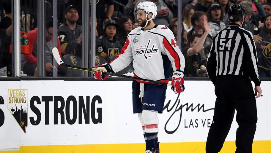 Dirty Player Tom Wilson Gifted Suspension Reduction and Lost Salary By  Arbitrator c01c6189a2b