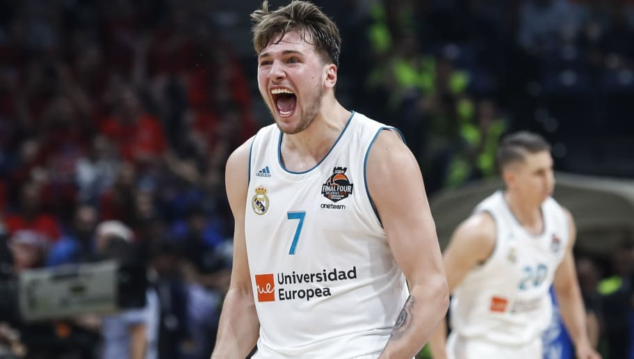 sports shoes 1c0ca c6c71 Mavericks Trade Up to Select EuroLeague Star Luka Doncic ...