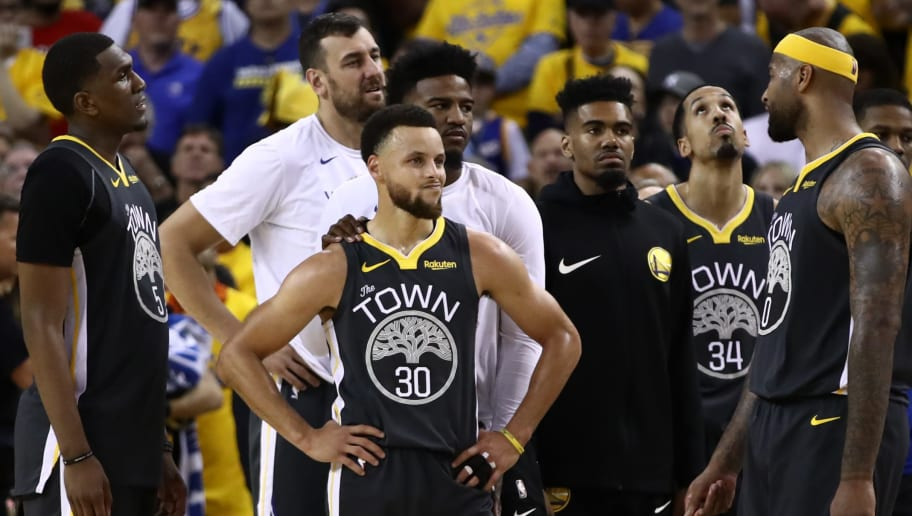 10411eaed5570a Steph Curry's Snarky Comment After Warriors' 2015 Title Win Over Cavaliers  Came Back to Bite Him