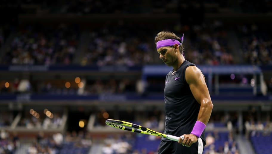 US Open Live Stream Reddit for Rafael Nadal vs Daniil