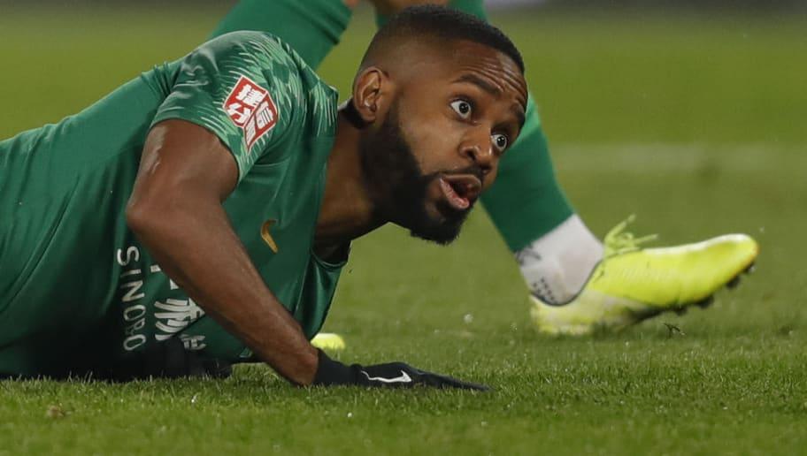 Cedric Bakambu