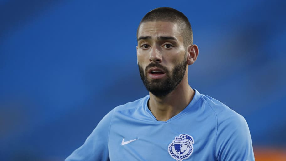 Crystal Palace Enter Talks With Dalian Yifang Over Winger Yannick Carrasco