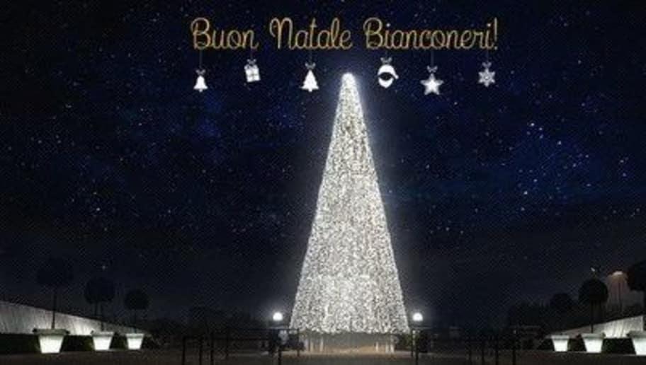 Juventus Buon Natale.Natale Gli Auguri Social Della Juventus 90min