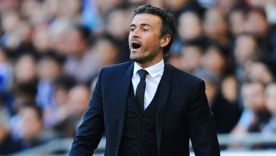Barcelona Manager Luis Enrique Named 2015 World Coach Of The Year 90min