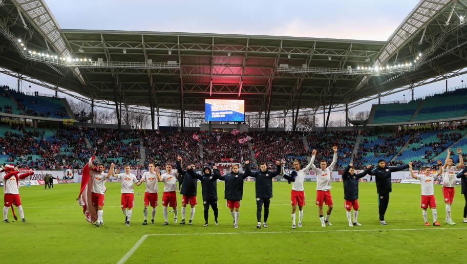 Leipzig Stadion Neubau