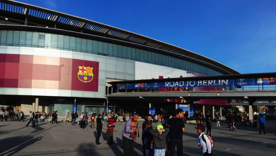 Barcelona Reveal Plans for Gigantic £465m Camp Nou Upgrade ...