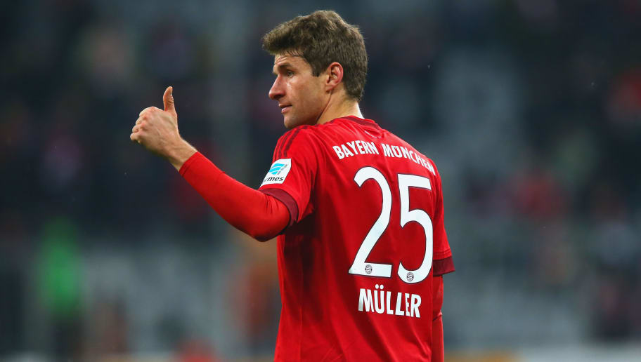 thomas muller bayern are not a 0 0 team and won t settle against