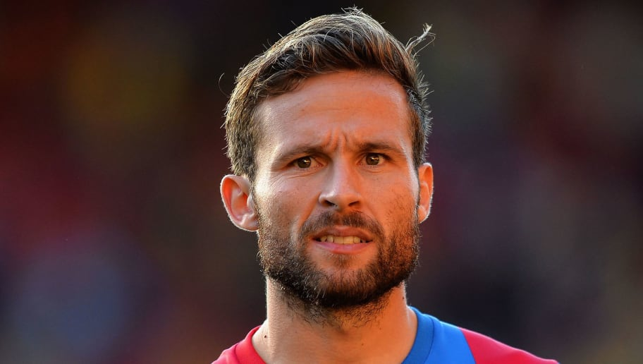 WATFORD, ENGLAND - SEPTEMBER 27:  Yohan Cabaye of Crystal Palace during the Barclays Premier League match between Watford and Crystal Palace at Vicarage Road on September 27, 2015 in Watford, United Kingdom.  (Photo by Tony Marshall/Getty Images)