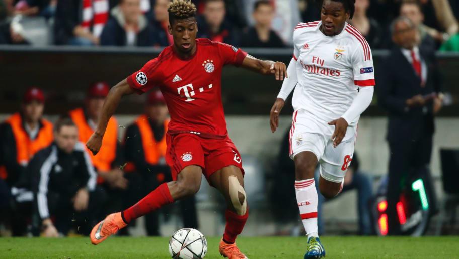 Fcb Diese Benfica Spieler Würden Dem Fc Bayern Gut Zu Gesicht
