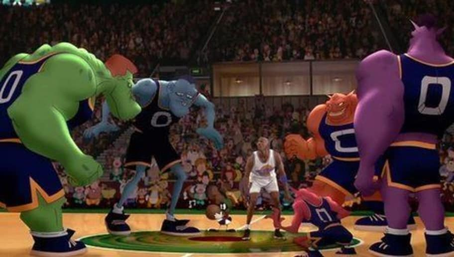 10771bf7495 Space Jam 2  MonStars  Team Roster Revealed on 20th Anniversary of Film