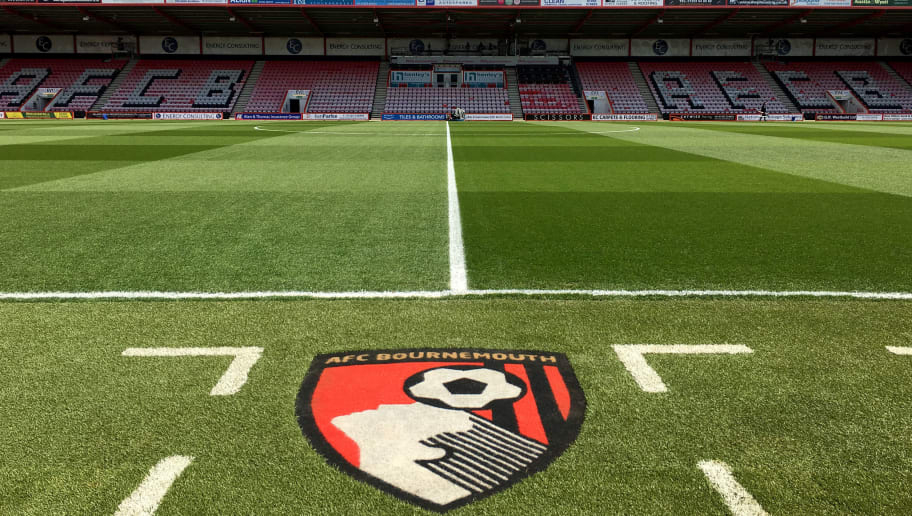 BOURNEMOUTH, ENGLAND - APRIL 23:  A general view inside the stadium prior to the Barclays Premier League match between A.F.C. Bournemouth and Chelsea at the Vitality Stadium on April 23, 2016 in Bournemouth, United Kingdom.  (Photo by Ian Walton/Getty Images)