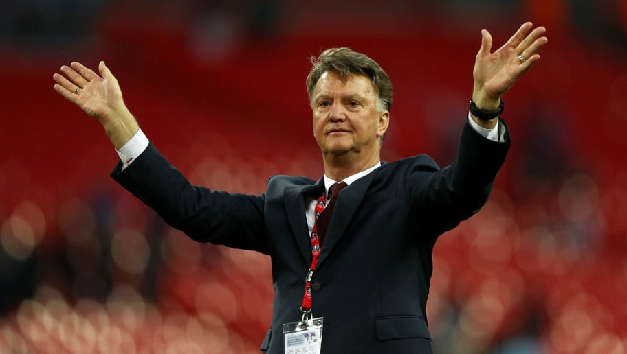 Sacked Manchester United Manager Louis Van Gaal Set To