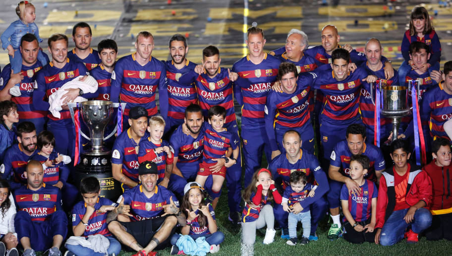 3c26233b2 Barcelona Reveal 2016 17 Kit - With Two Major Changes ...