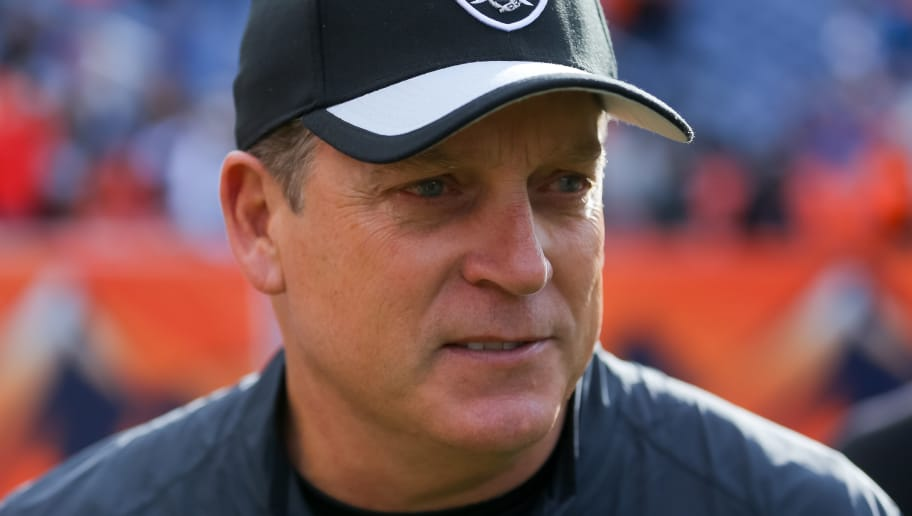 c7560d710 Raiders Head Coach Joins Twitter to Change Culture of the Team