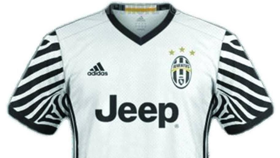 Juve Don Outlandish New Zebra Stripes On Third Kit 90min