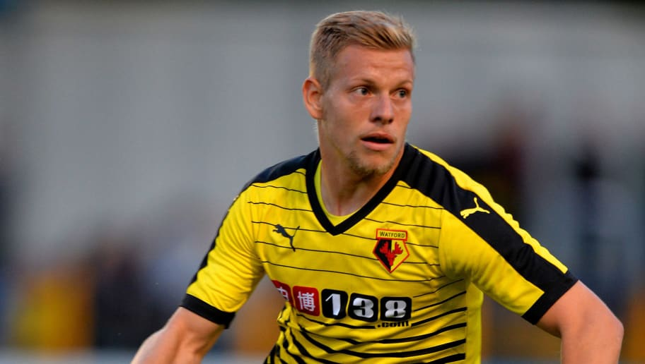 Watford Striker Matej Vydra Says He Wants To Be Playing In