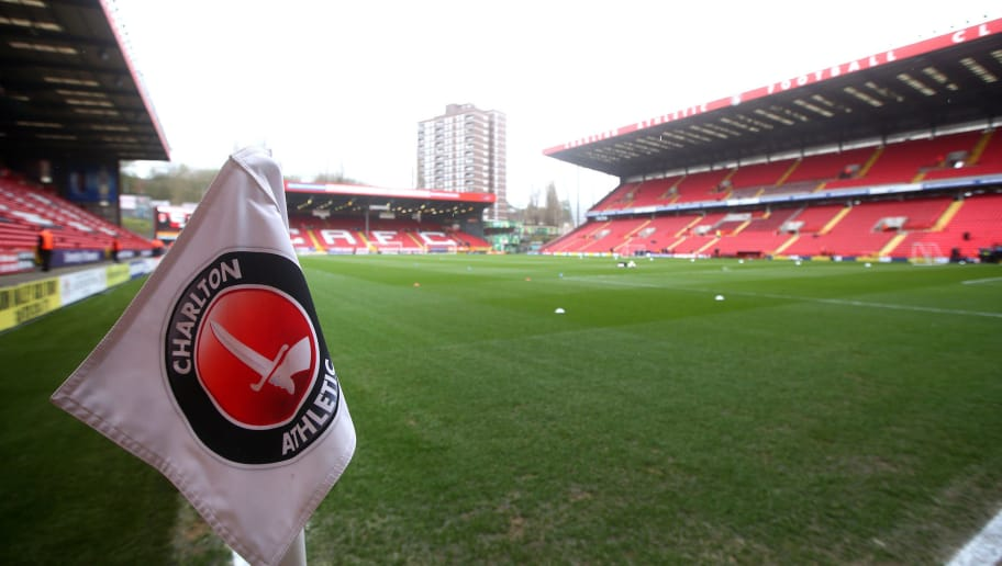 LONDON, ENGLAND - APRIL 16: A general view of The Valley Stadium prior to the Sky Bet Championship match between Charlton Athletic and Derby County at The Valley on April 16, 2016 in London, England. (Photo by Charlie Crowhurst/Getty Images)