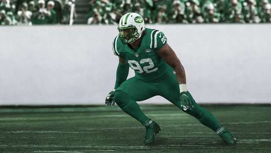 da36f3cfe3c  The all green Jets jersey debuted agains the Bills in November. It looked  like a Christmas themed game with the two colors clashing, but the Jets  uniforms ...