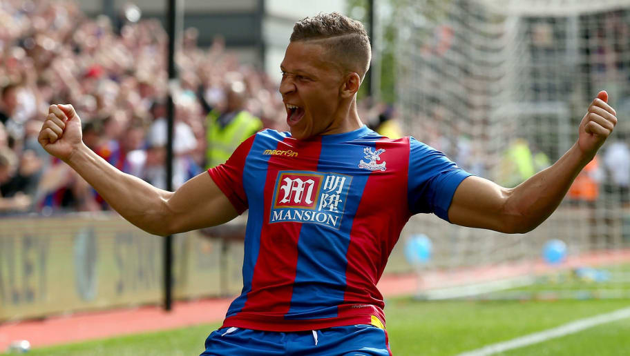 Newcastle Complete Signing of Crystal Palace Forward Dwight Gayle on