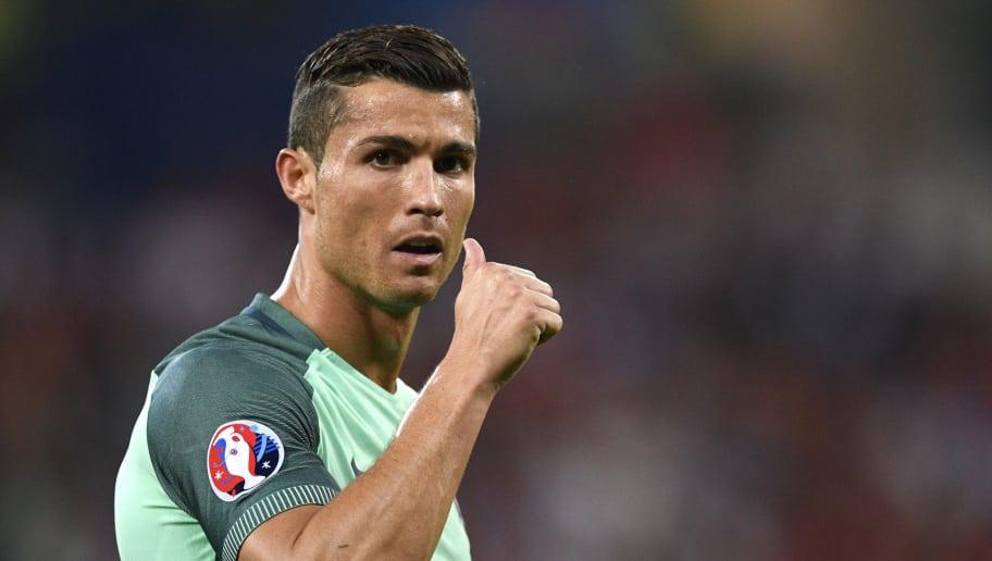 Cristiano Ronaldo Körpergröße